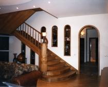 качественные лестницы воронеж, натяжные потолки воронежа