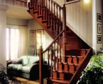 качественные лестницы, воронежские натяжные потолки