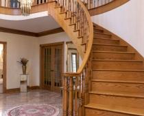красивые лестницы воронежа, натяжные потолки воронеж