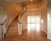 красивые лестницы воронежа, потолки натяжные воронеж