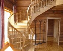 красивые лестницы воронежа, потолки натяжные