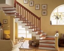 красивые лестницы воронежа, потолки натяжные воронежа