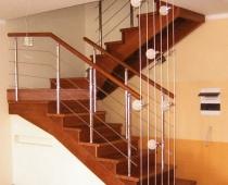 красивые лестницы воронежа, потолки натяжные воронеж и область