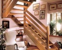 Воронеж - лестницы, натяжные потолки