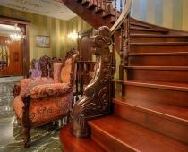 воронеж лестницы, потолки натяжные
