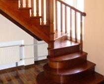воронежские лестницы