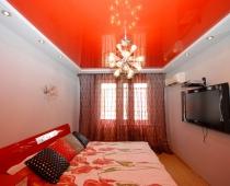 красочные натяжные потолки воронеж