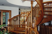 воронеж лестницы