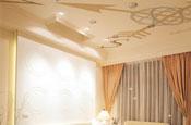 фактурные натяжные потолоки