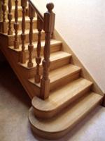 лестницы из дерева воронеж
