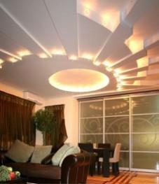натяжные потолки воронеж: освещение