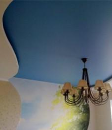 сатиновые натяжные потолки воронеж