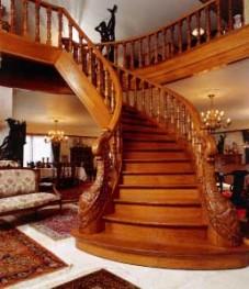 воронеж лестницы и натяжные потолки для дома